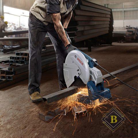 Bosch GCO 14-24 mang tới các kết quả tích cực với hiệu năng cắt mạnh mẽ