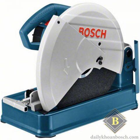 Máy cắt sắt Bosch GCO 200 chính hãng cho tính ứng dụng thực tế cao
