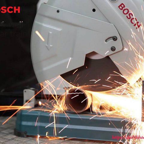 Máy cắt sắt Bosch GCO 220 cho hiệu suất cắt vượt trội trong công việc
