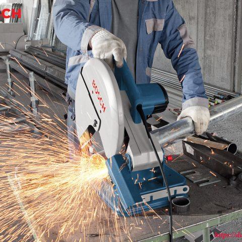 Máy cắt sắt Bosch GCO 220 bền bỉ mạnh mẽ cho tính ứng dụng thực tế cao