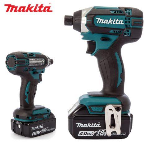 Máy vặn vít dùng pin Makita DTD152RME nhỏ gọn cho hiệu quả cao trong công việc